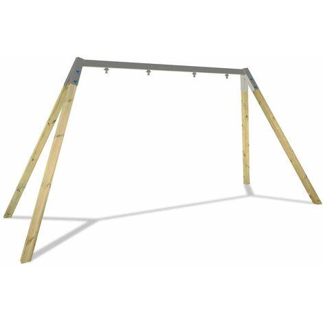 Balançoire WICKEY GIANT Swing, balançoire modulaire, destinée aux espaces publics