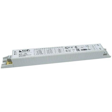 Balasto electrónico TCI lineal multilamp 1X36 137994/136H