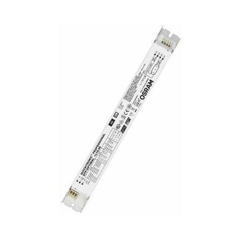 Balasto fluorescencia 1x18-40w QTP-Optimal electronico Osram