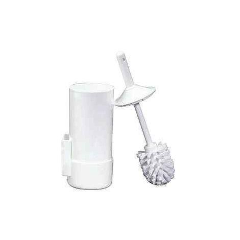 Balayette WC à fixer ou à poser pour caravane et camping-car