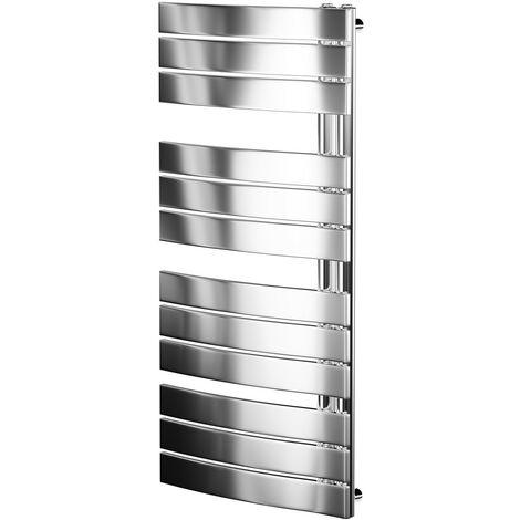 Balboa Chrome 1080mm x 550mm Heated Towel Rail