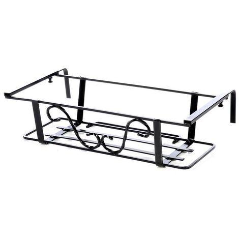 VERDELOOK Fiorella Balconiera richiudibile con attacco regolabile dimensioni 6