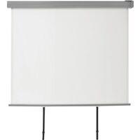 Balcony Side Awning Multi-functional 150x200 cm Cream