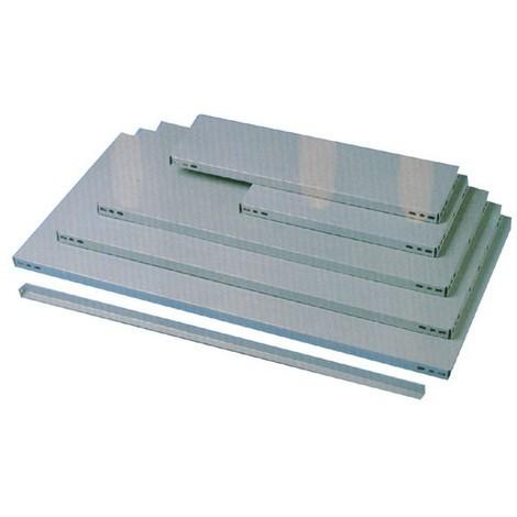Balda Panel Estanteria Gris - JOMASI - 80X40 CM