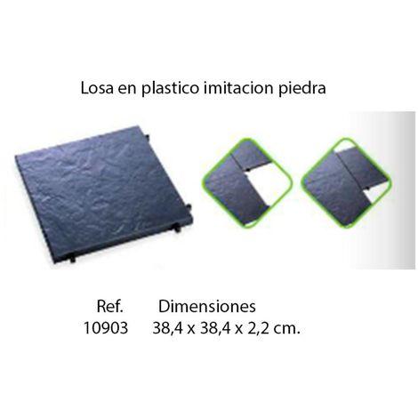 Baldosa Imit./piedra 38,4x38,4