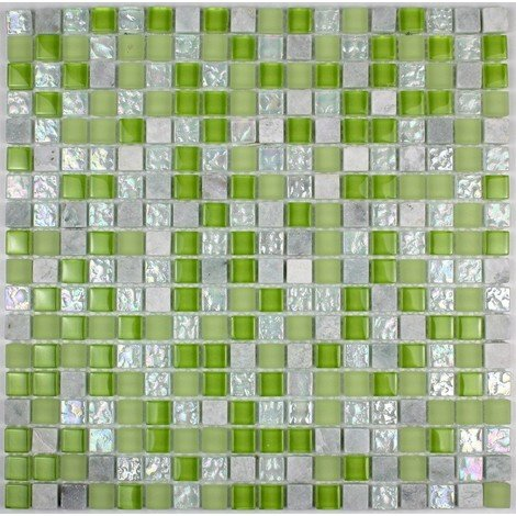 baldosas de mosaico de vidrio y piedra mvep-samba