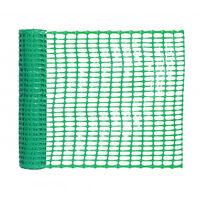 Balisage de chantier Vert - Hauteur 1 m - Longueur 50 m