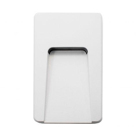Baliza de Superficie Led Wall High Blanco 3W IP65 Blanco Cálido 3000K | IluminaShop