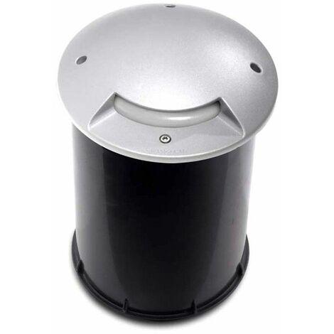 Baliza Empotrable en Suelo Xena Gris IP67 LEDS-C4 55-9426-34-M3 Gris