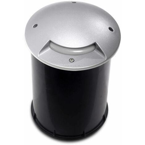 Baliza Empotrable en Suelo Xena Gris IP67 LEDS-C4 55-9426-34-M3 Gris. - Gris