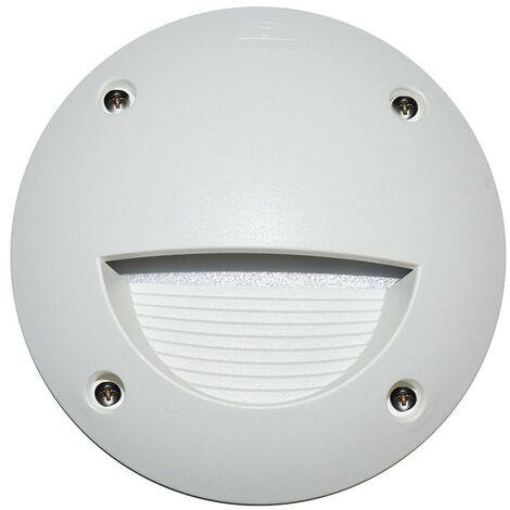 Baliza empotrable LED FUMAGALLI LETI 100 GX53 3W