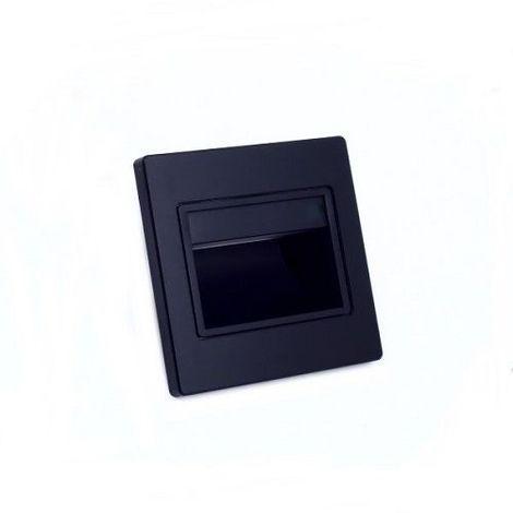 Baliza led color negro 1.5W