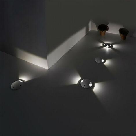 Baliza LED Empotrable en Suelo Xena 1.2W IP67 LEDS-C4 55-9424-34-CM