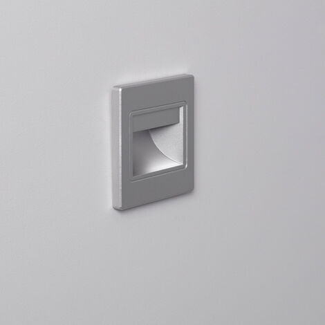 Baliza LED Randy Acabado Gris 1.5W
