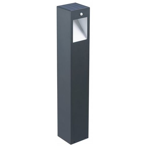 Baliza LED Solar Nijar con Sensor de Movimiento