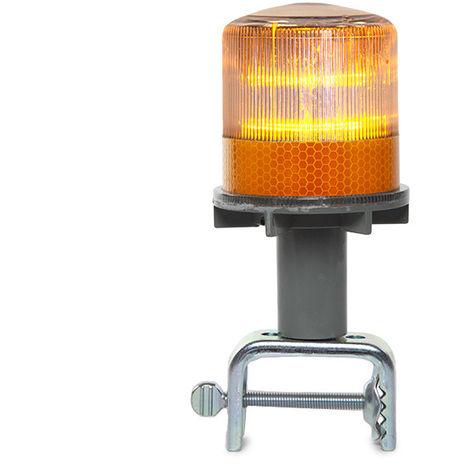 Baliza Solar LED Señalización - Amarillo LK-BSL-1-Y (LK-BSL-1-Y)
