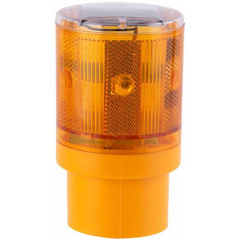 Baliza Solar LED Señalización - Rojo (LK-BSL-3-R)