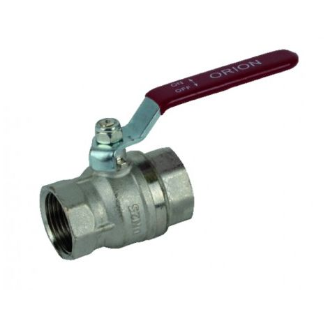 Ball valve F/F DN 25 - EFFEBI SPA : 1311R406