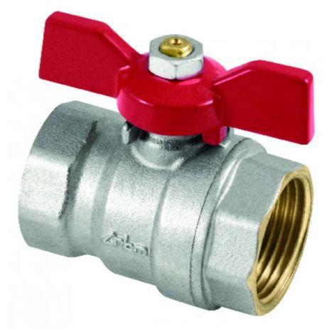 Ball valve FF butterfly handle 3/8? - RBM : 9890332