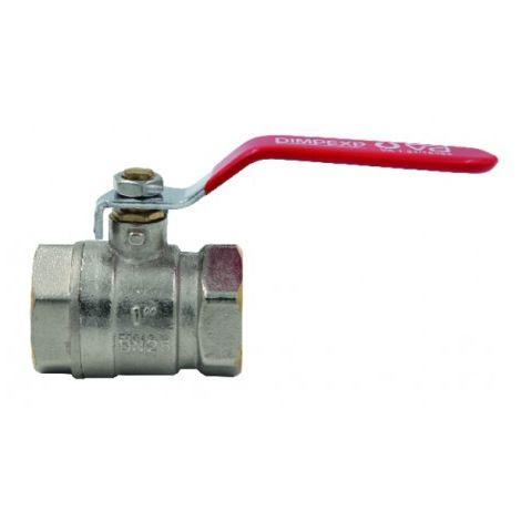 Ball valve FF PN 40 1 1/2?