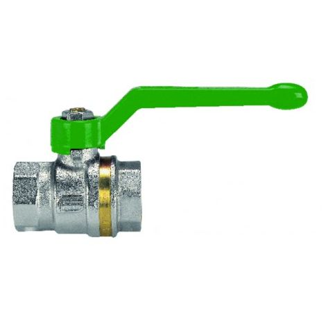 Ball valve FF PN 40 NF 3/8? - EFFEBI SPA : 0804V403NF