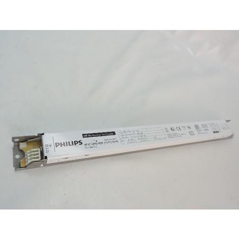 Ballast électronique ajustable 28/35/49/80W pour 1 tube fluo T5 HF-PERFORMER intelligent PHILIPS 862492