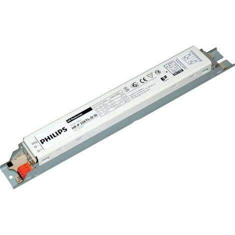 Ballast électronique (EVG) Philips Lighting 91172500 116 W (2 x 58 W)