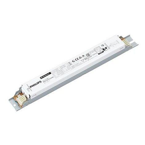 Ballast électronique Philips  - HF-P 118/136 TL-D III 220-240V 50/60 Hz