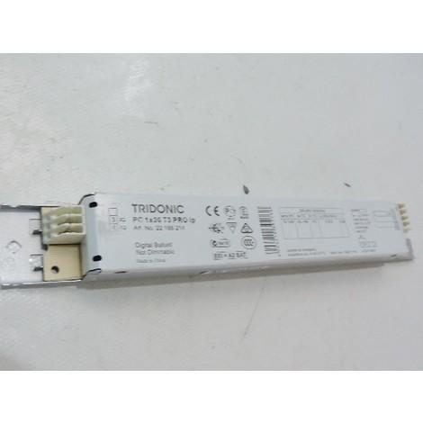 Ballast électronique pour tube fluo T8 1X36W non variable (TRIDONIC 22185214) ABI BA_3394