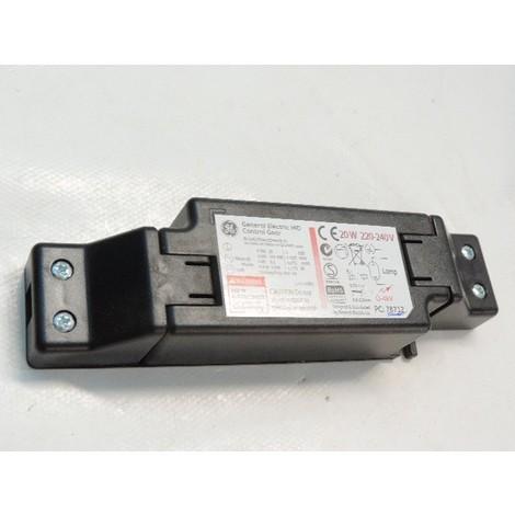 Ballast pour lampe à décharge iodure 20W CMH 220-240V BLS/E/20W/CMH GE LIGHTING 78712