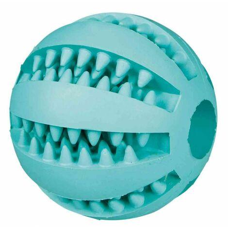 Balle pour Chien Trixie Baseball Denta Fun fraîcheur menthe