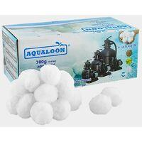 Balles filtrantes aqualoon pour filtre à sable 4 m³/h