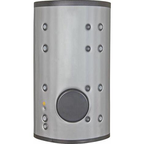 ballon eau chaude 200 litres emaille , sans echangeur avec bride