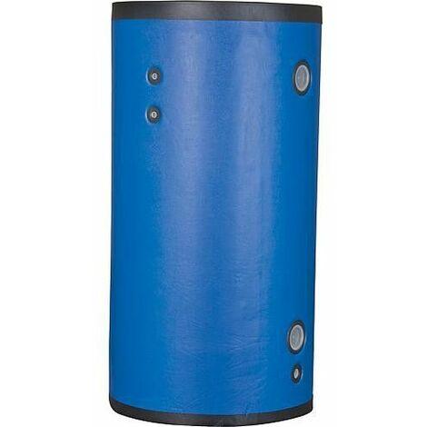 Ballon eau froide 100 l acier inoxydable. isolation 30 mm