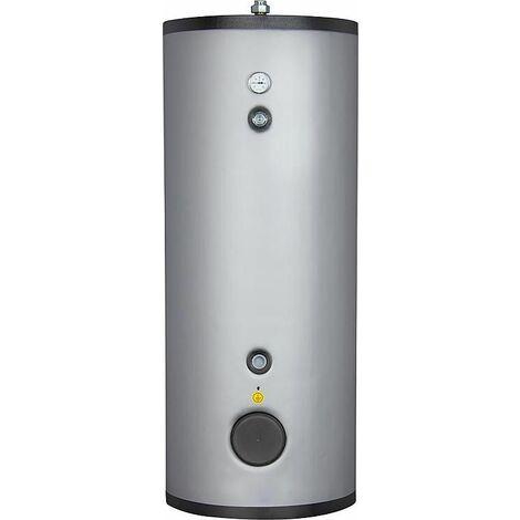 Ballon ECS pour pompe à chaleur émaillé - 600 litres avec 1 échangeur
