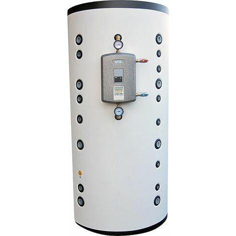 Ballon-tampon Modulmax 1000L préparateur ECS 70K avec 2 échangeurs chaleur