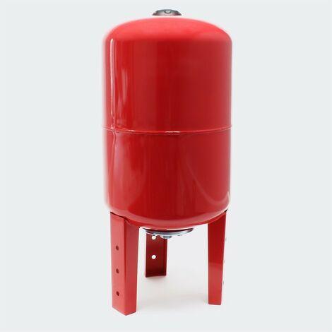 Ballon Vertical, Cuve à Vessie Pour Installations Sanitaires : 50 litres