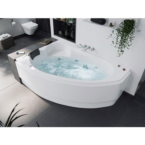 Balnéo Set Constantin Premium gauche sans robinets