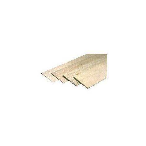 Balsa Planche 15.0X100X1000