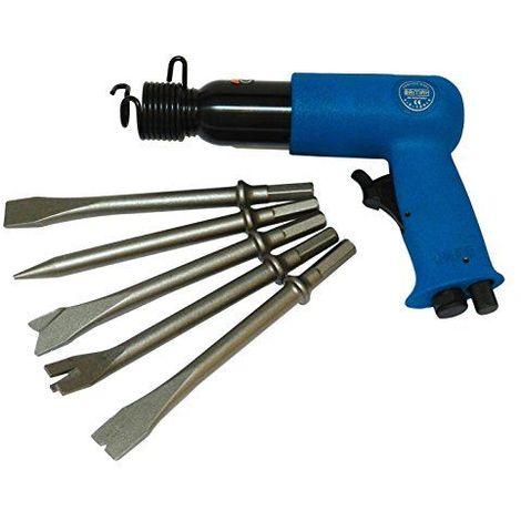 bamax AT0021Marteau pneumatique burineur semi-professionnelle, bleu