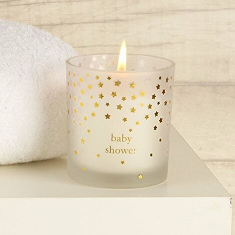 Bambino Little Star Candle 150g Cotton - Baby Shower