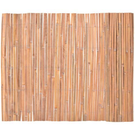 Bamboo Fence 100x400 cm