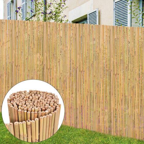 Bamboo Fence 300x125 cm