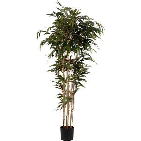 Bambou artificiel en pot Taille 2