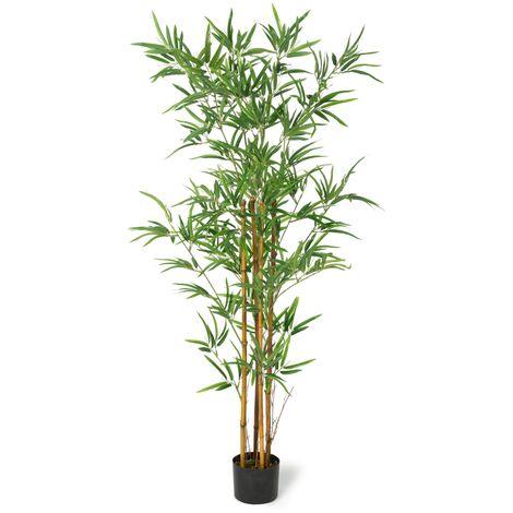 Bambou artificiel hauteur 150 cm