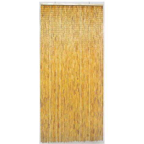 Bambou naturel 100 x 220 110 bandes
