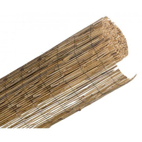 Bambú Natural Rollo De 1,5 X 5 Metros