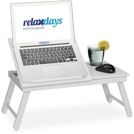 Laptoptisch Klappbar.Bambus Laptoptisch Aufstellbare Ablage Für Buch Laptop