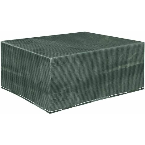 """main image of """"Bamny Waterproof Garden Patio Furniture Cover Rattan Table Cube Seat Covers Outdoor"""""""