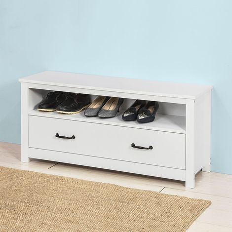 banc de rangement meuble chaussures meuble d 39 entr e. Black Bedroom Furniture Sets. Home Design Ideas